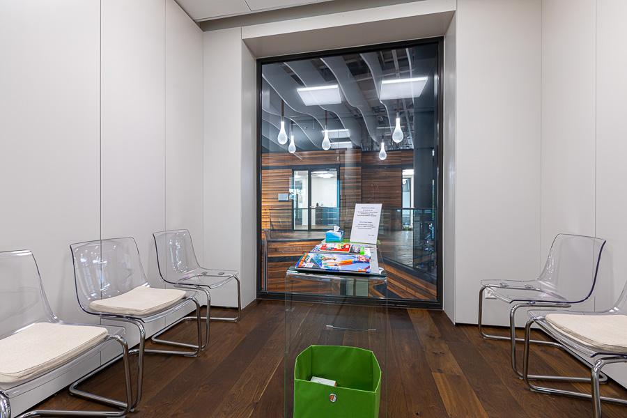 Zahnarzt Praxis Basel Dent - Zimmer